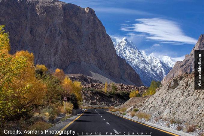 Passu,-Gilgit