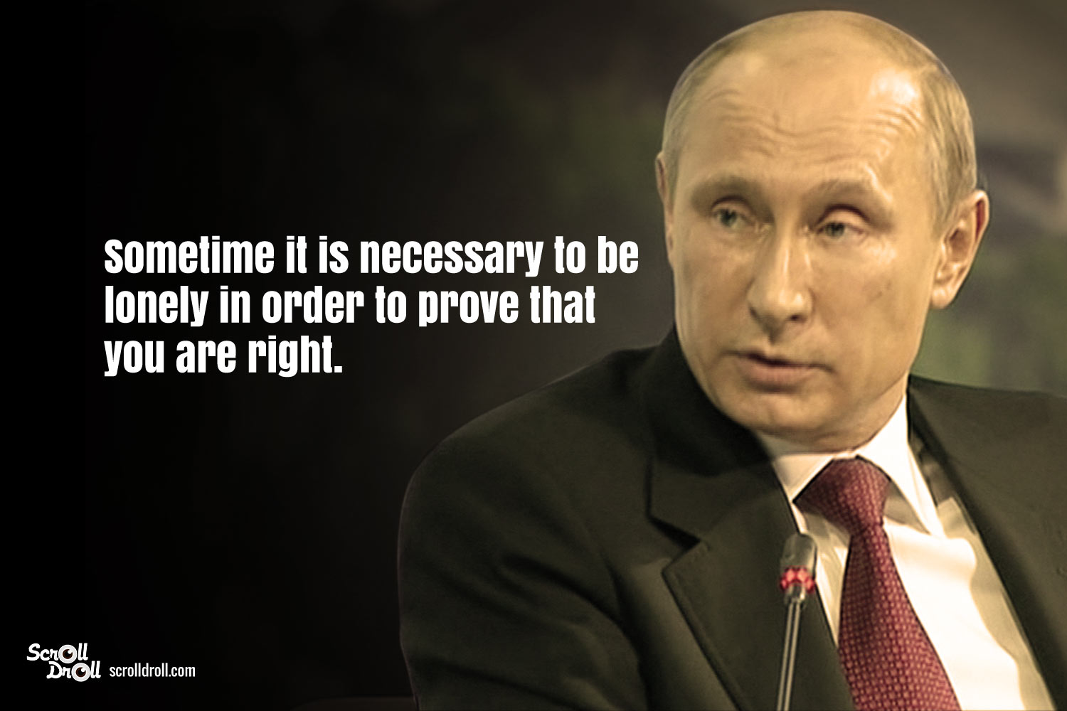 10 Powerful Quotes By Vladimir Putin The President Of Russia