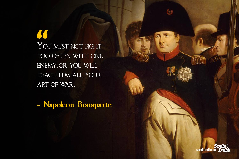 Napoleon Quotes Napoleon Bonaparte Quotes (6)   ScrollDroll Napoleon Quotes