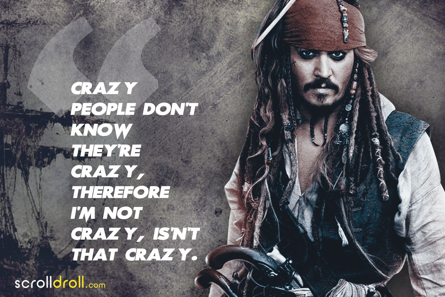 10 Interesting Jack Sparrow Quotes From The Pirates Of Caribbean