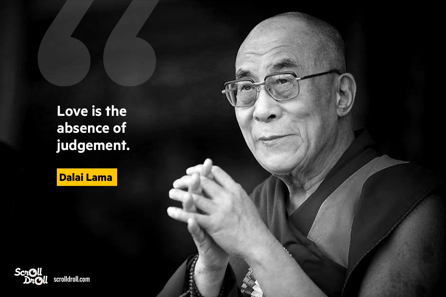 Dalai Lama Quotes On Life 11 Dalai Lama Quotes On Love Life & Compassion