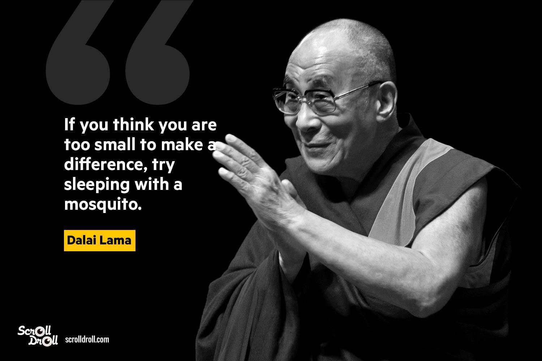 Dalai Lama Quotes 6 Scrolldroll