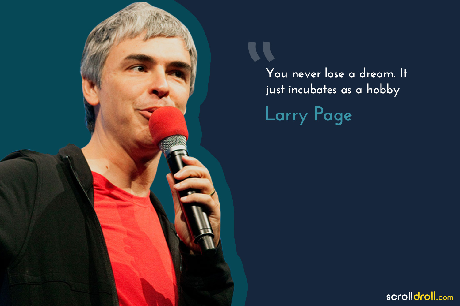 Powerful Quotes By Successful People- quote by larry page