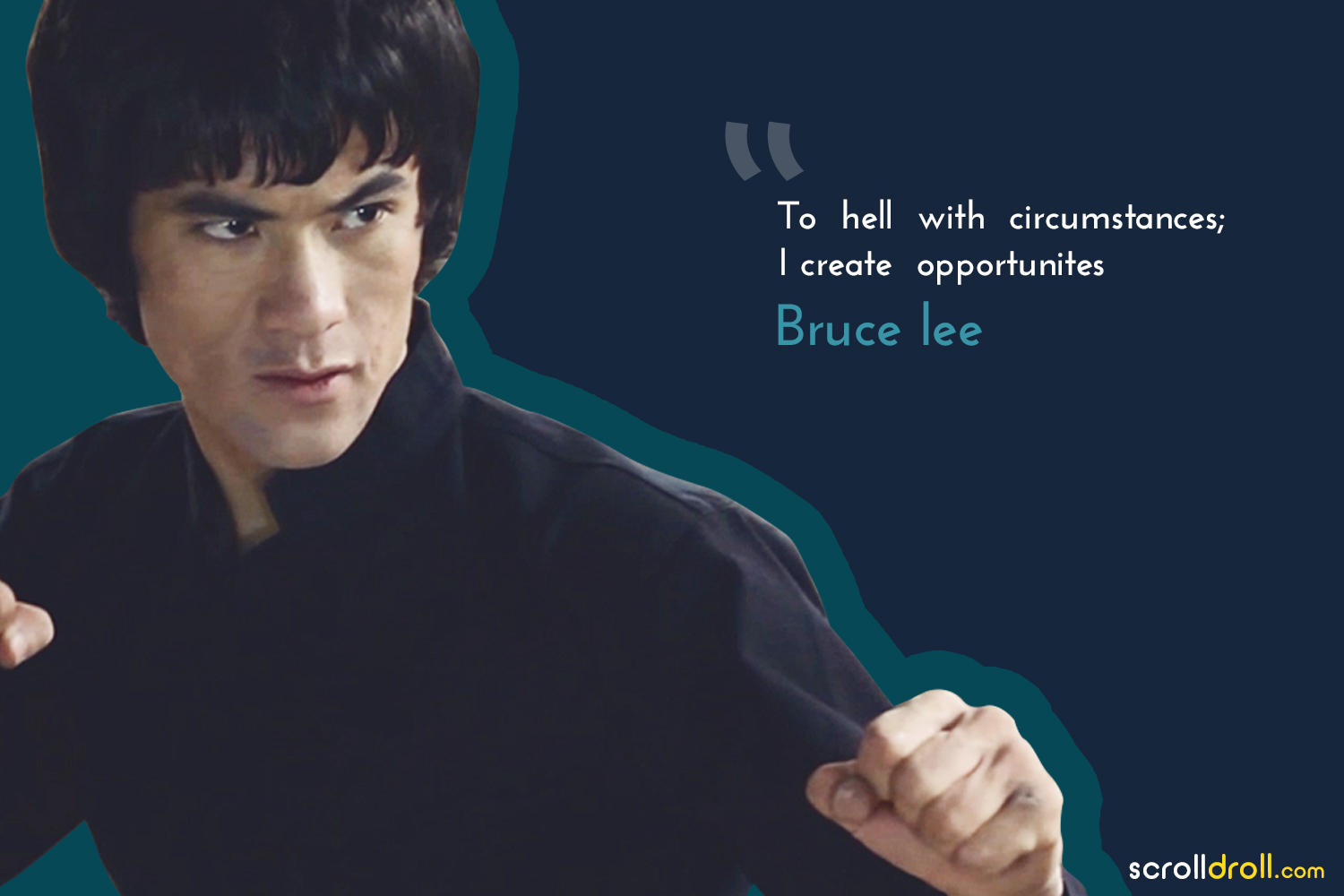Powerful Quotes By Successful People-quote by Bruce lee