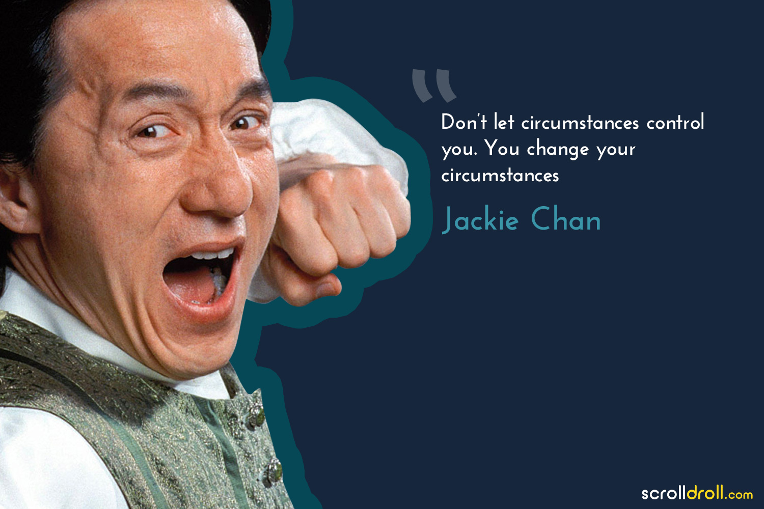 Powerful Quotes By Successful People-quote by jackie chan