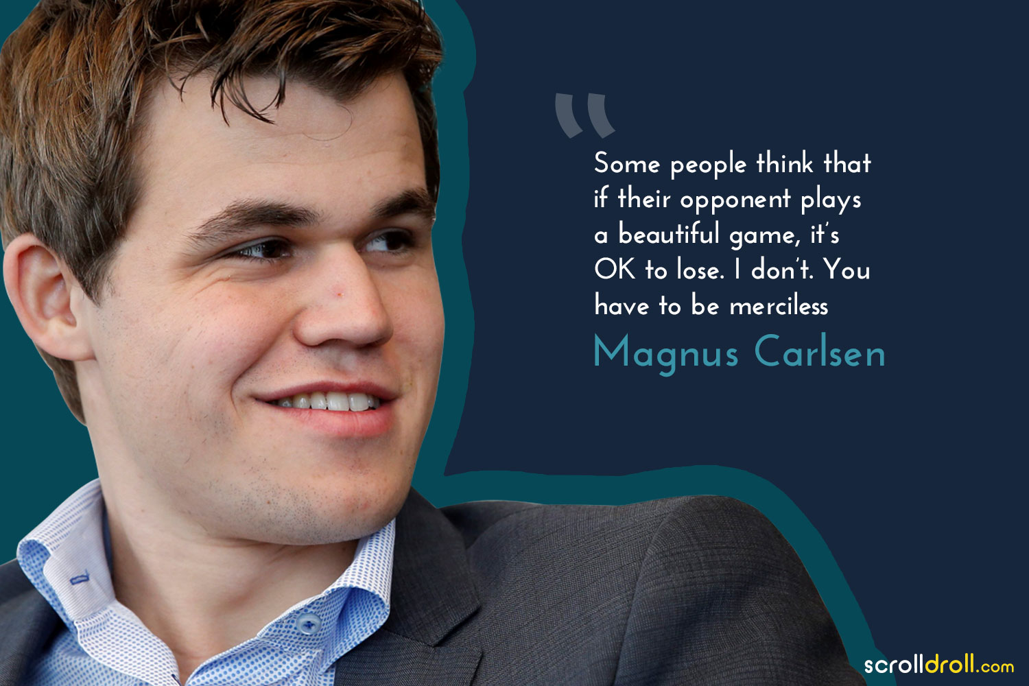 Powerful Quotes By Successful People-Magnus carlsen quotes