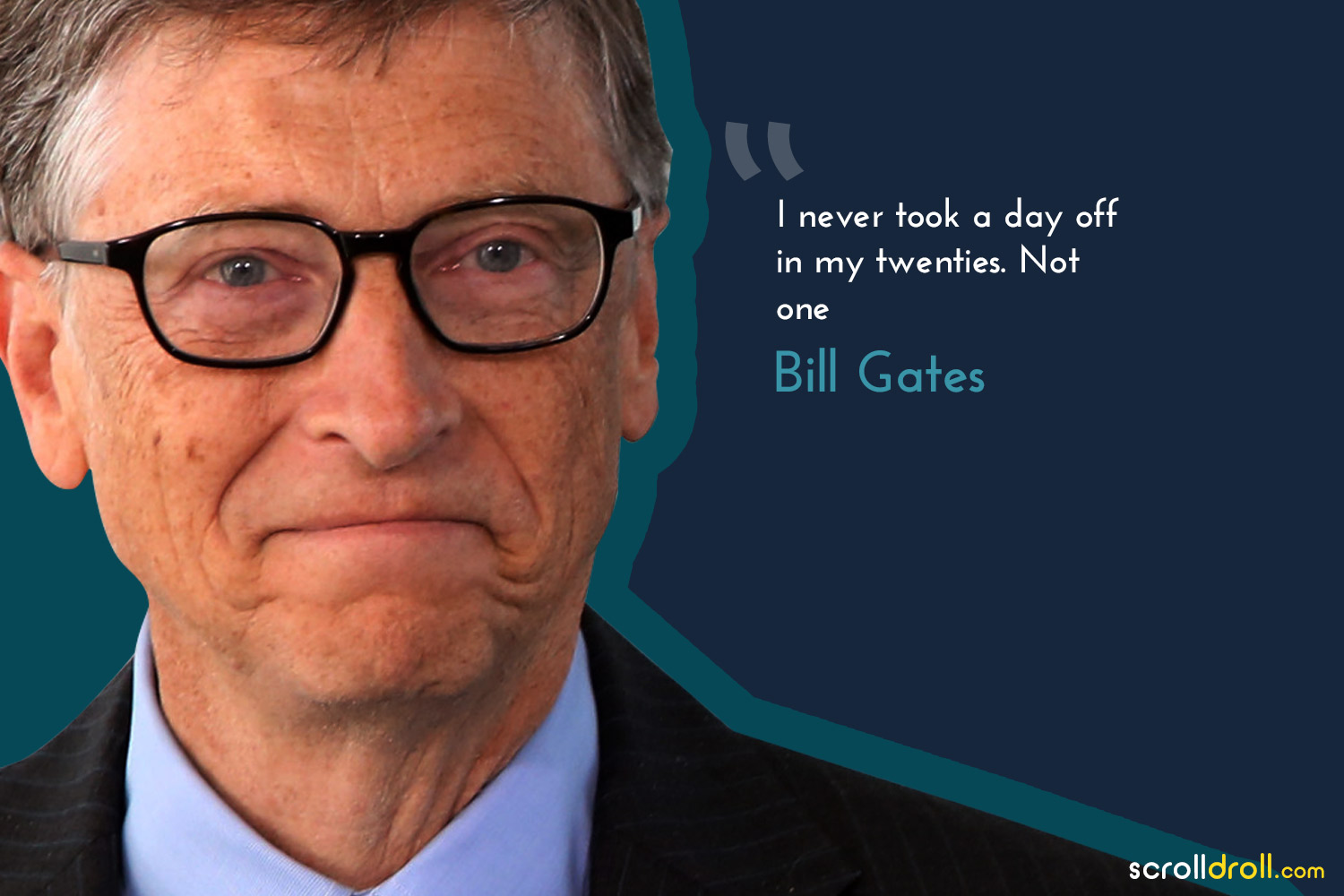 Powerful Quotes By Successful People-quote by bill gates