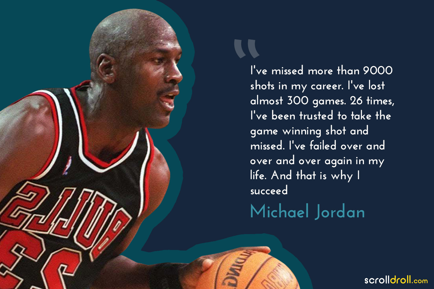 Powerful Quotes By Successful People-quote by michael jordan