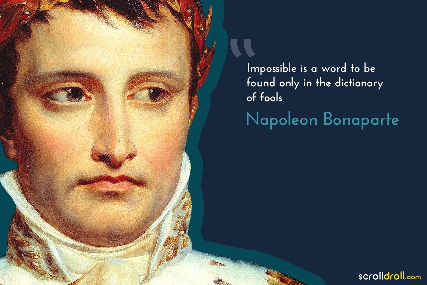 Powerful Quotes By Successful People-quote by napoleon Bonaparte