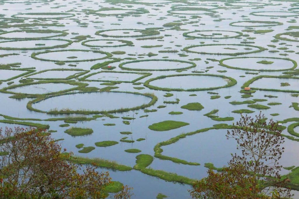 India Natural Wonders - Floating National Park