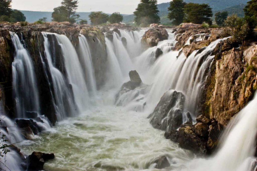 India Natural Wonders - niagara falls of india