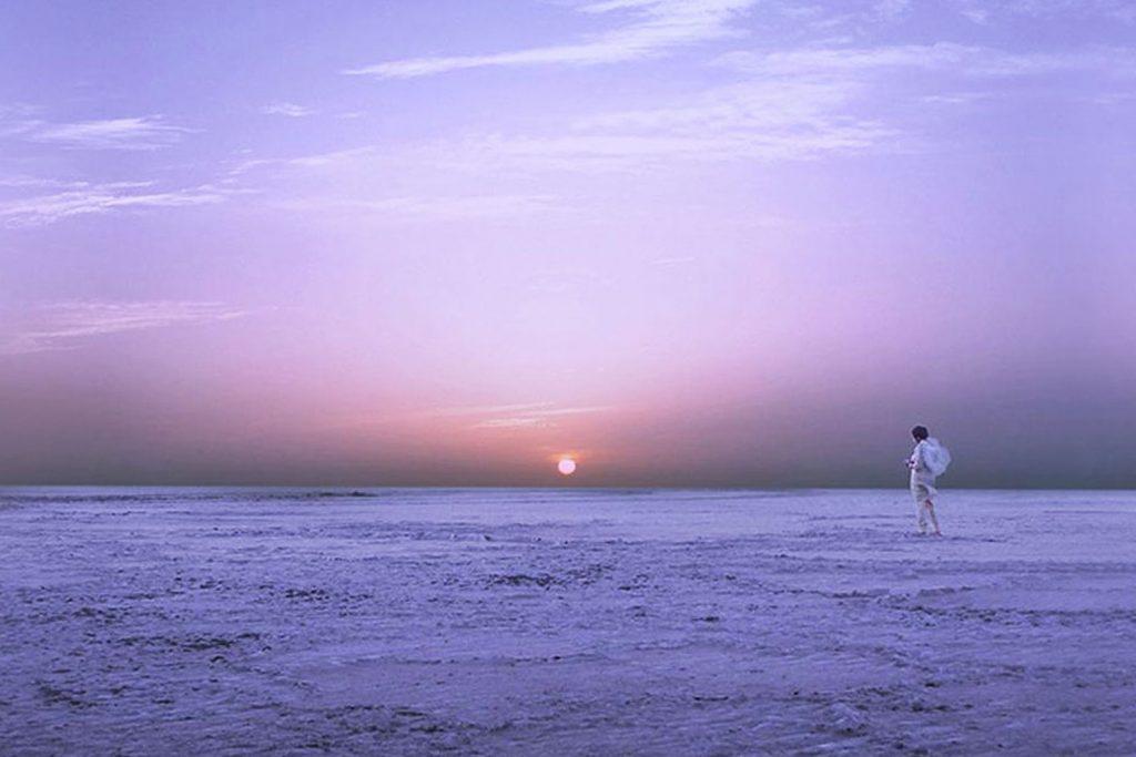India Natural Wonders - Seasonal Salt marsh