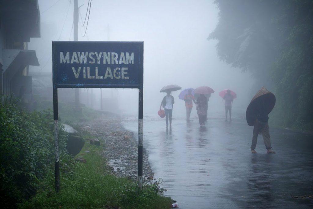 India Natural Wonders - Mawsynram