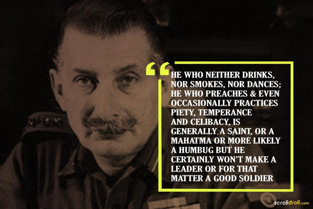 18 Times Sam Manekshaw Showed He Was The Most Badass Army General Ever