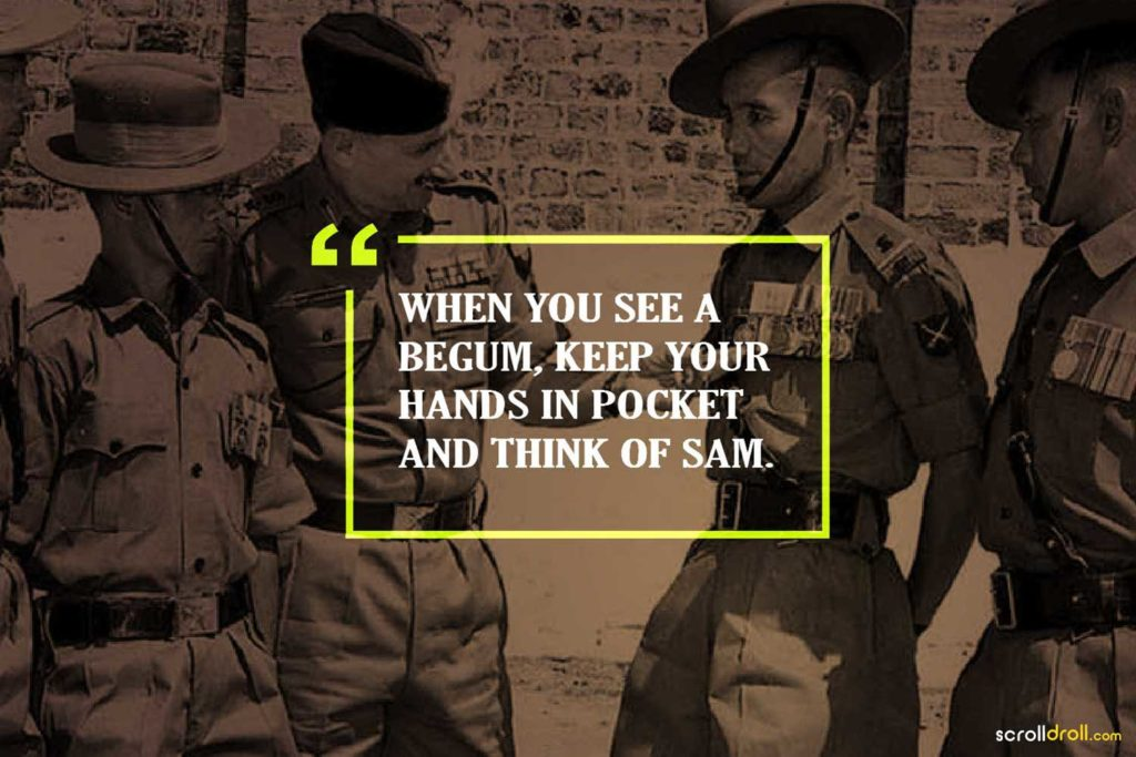 18 Times Sam Manekshaw Showed He Was The Most Badass Army