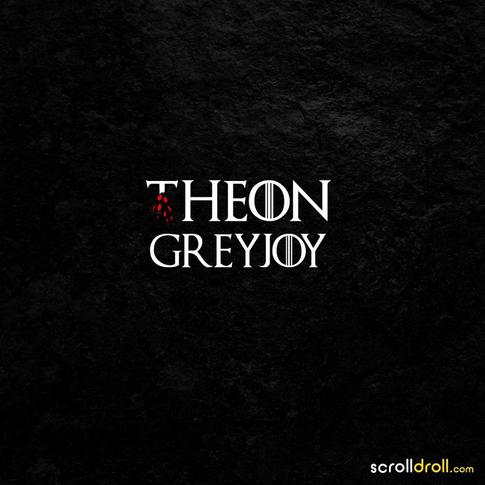 theon greyjoy- Minimal