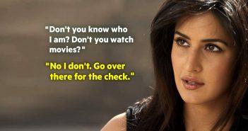 Is Katrina Kaif good to meet