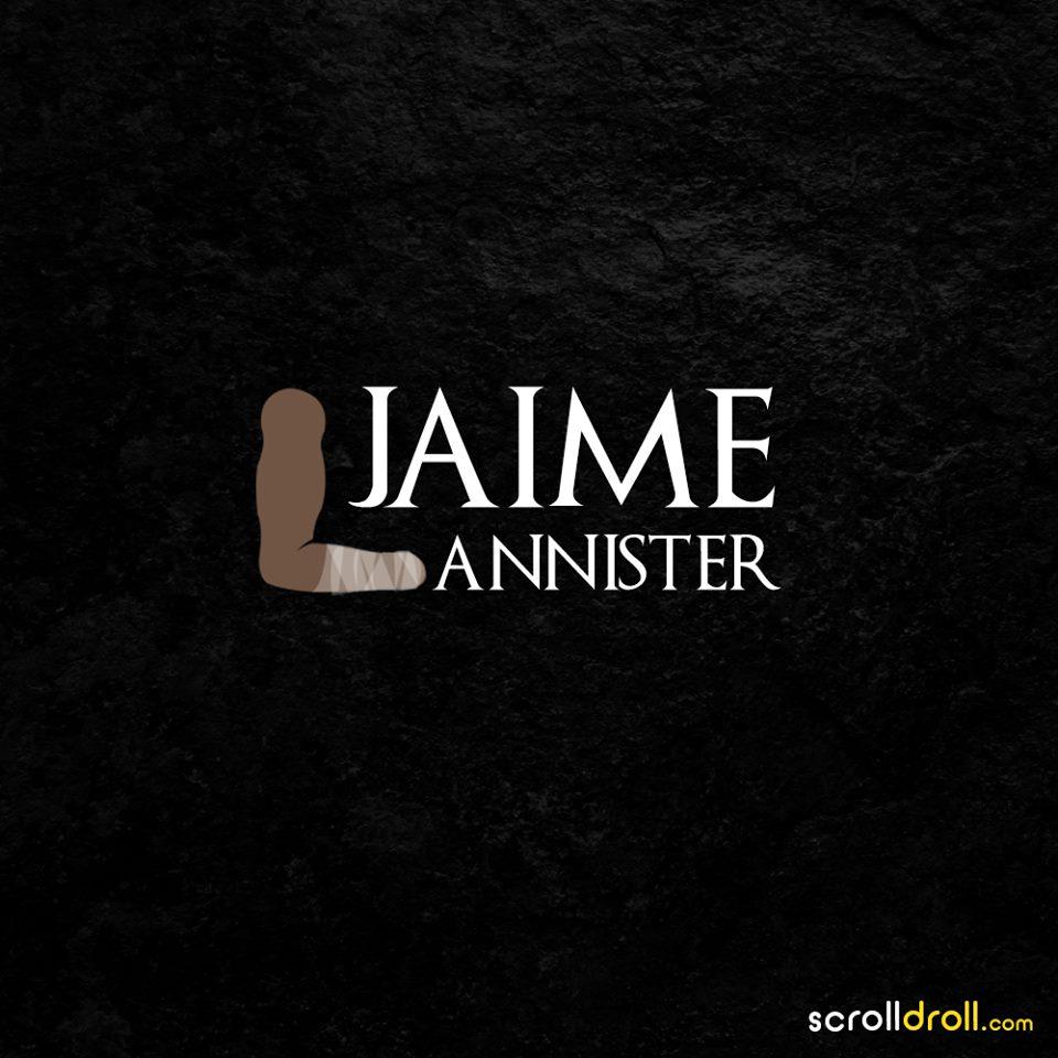 Jaime lannister- Minimal