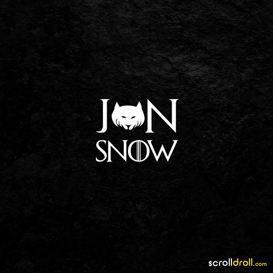 jon snow-game of thrones minimal