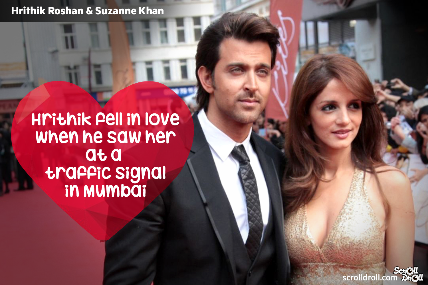 How These Famous Couples Met- hiritik Roshan and suzanne khan