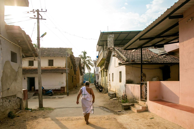 Interesting Places In India- Sanskrit Village: Mattur