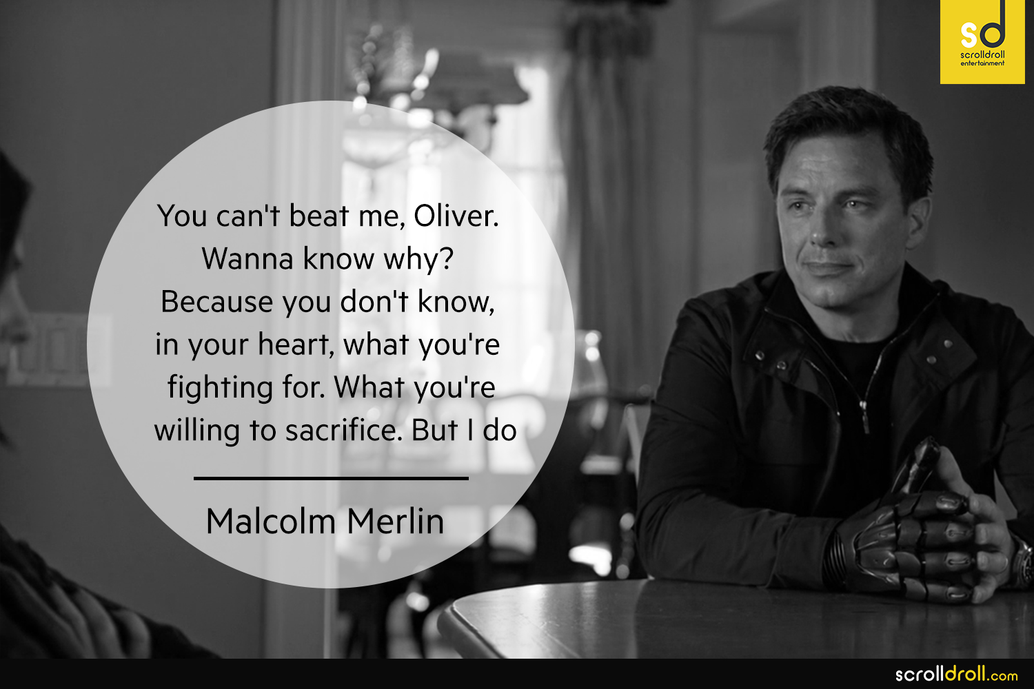 Popular Quotes Pinterest: Best Dialogues From Arrow That Are Actually Inspiring