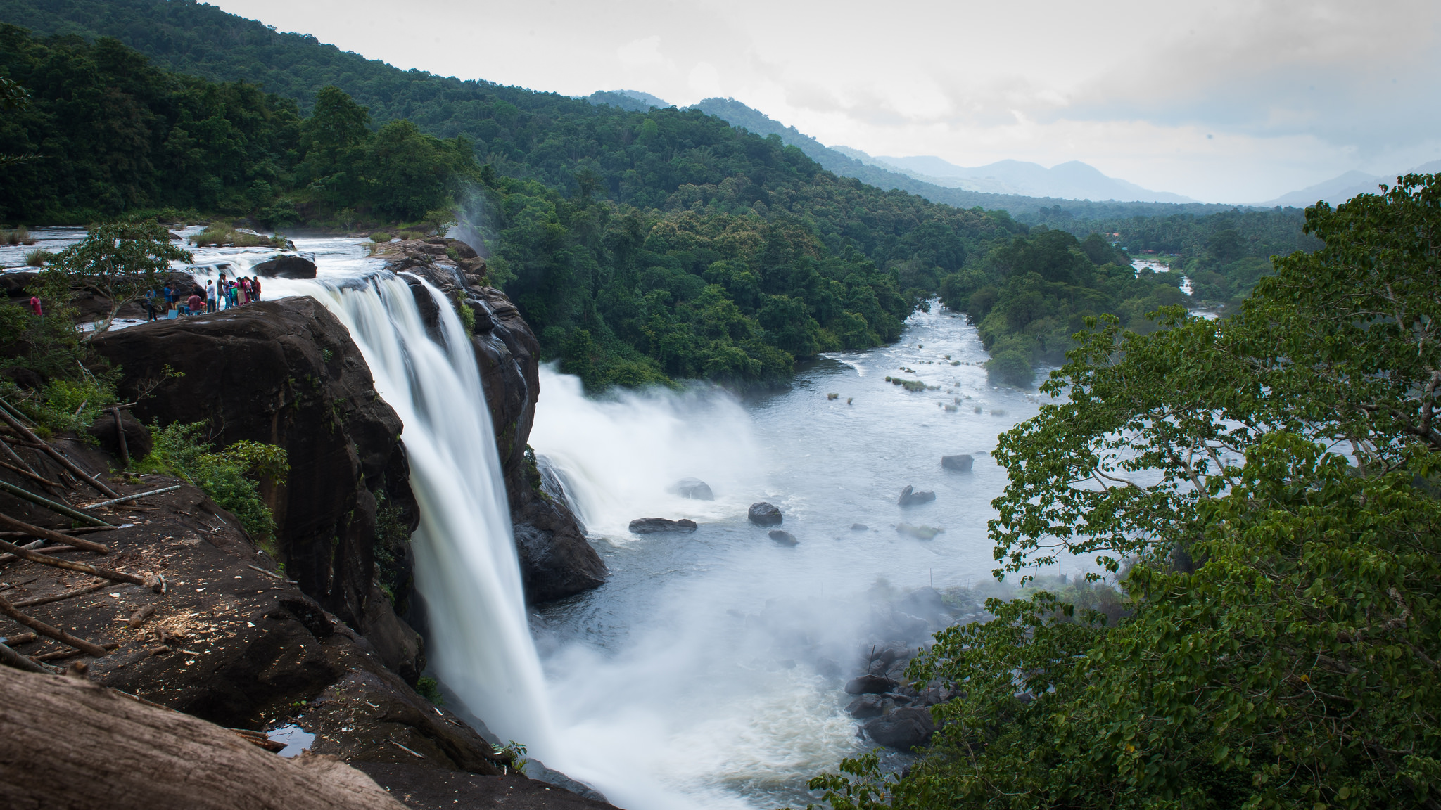 Athirapally Falls – Kerala – Most Beautiful Waterfalls Of India
