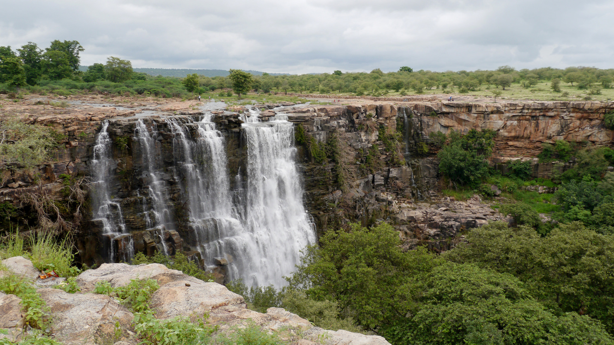 Bhimlat Waterfalls – Rajasthan – Most Beautiful Waterfalls Of India