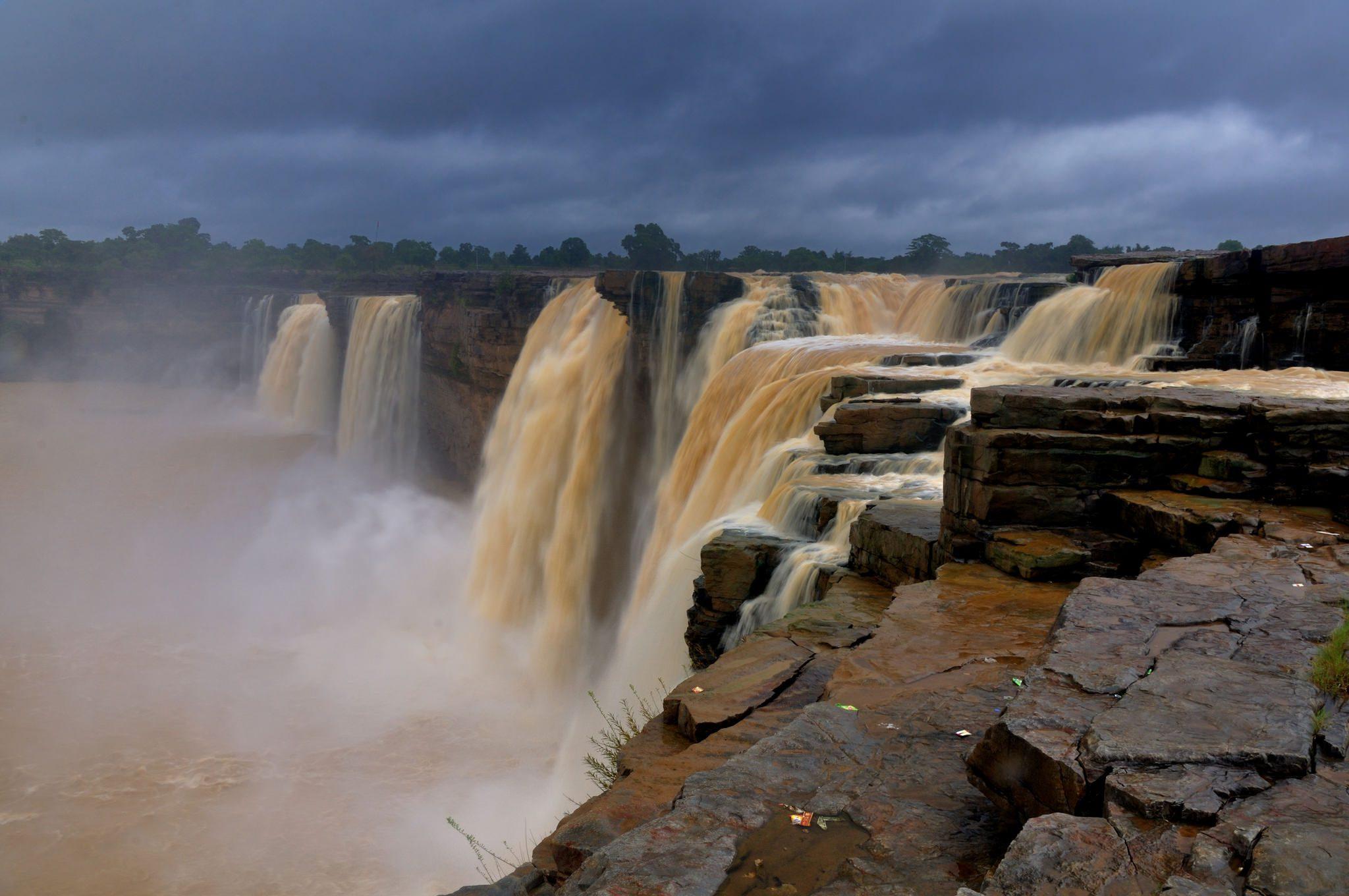 Chitrakoot Falls – Chattisgarh – Most Beautiful Waterfalls Of India