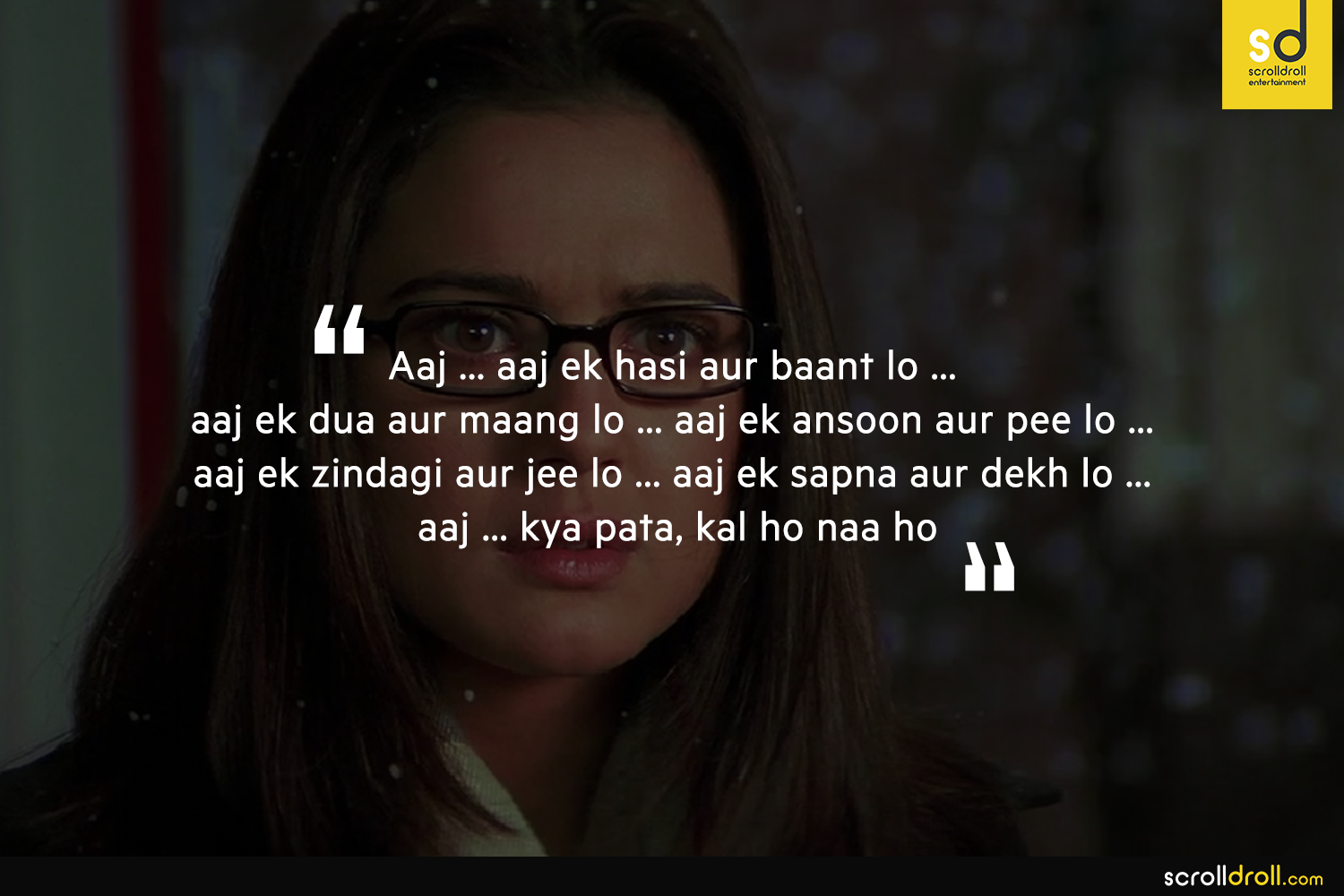Kal ho naa ho turns 15: classic romance brought bollywood to.