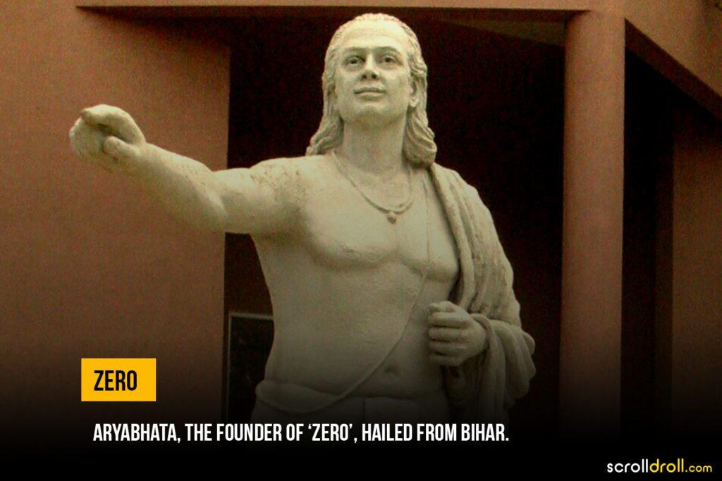 Aryabhatta founder of Zero
