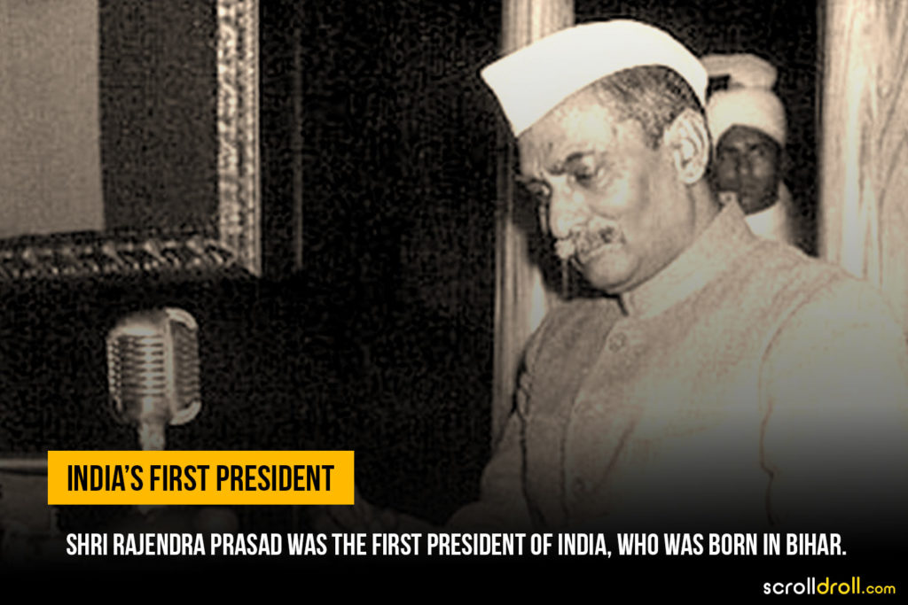 India first president