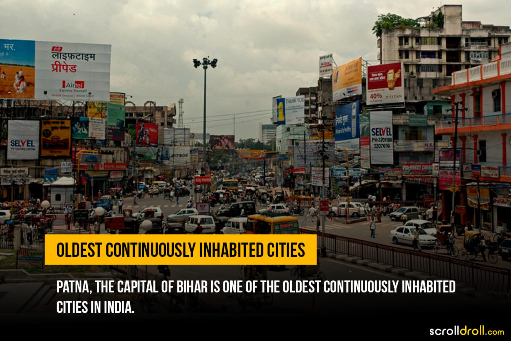 Inhabited City