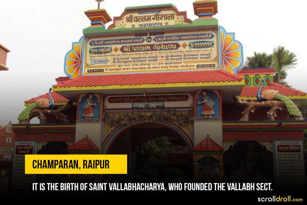 Champaran, Raipur