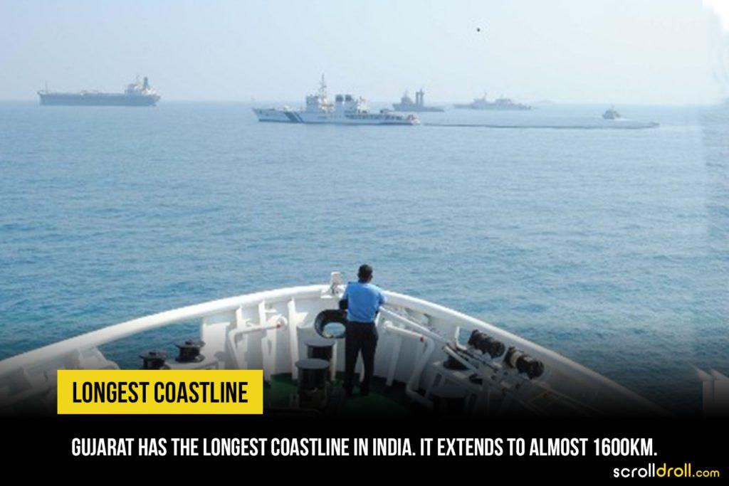 Longest Coastline