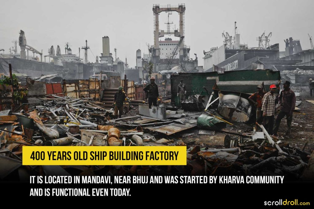 oldest ship factory