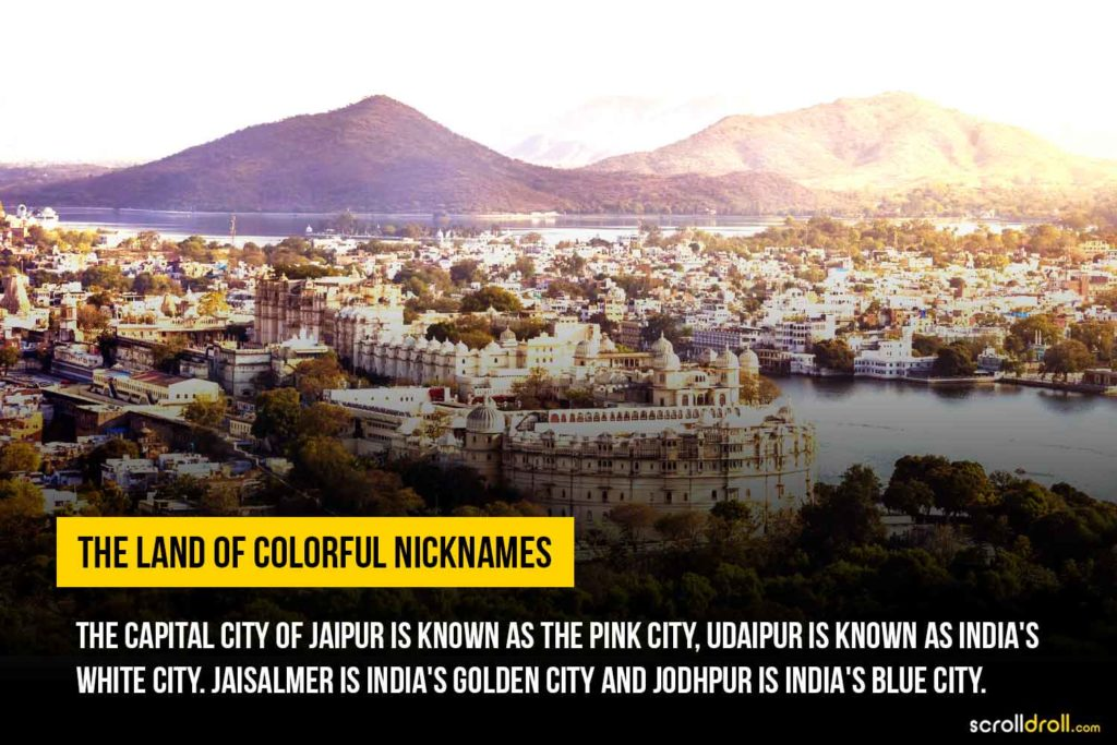 Land of Colorful Nicknames