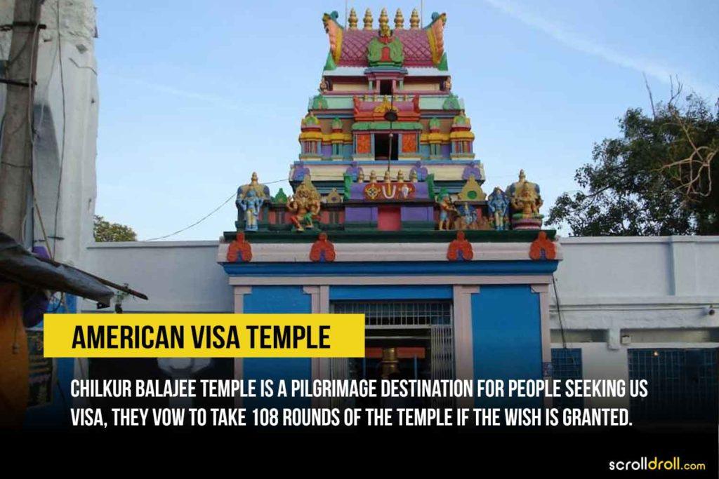 American Visa Temple
