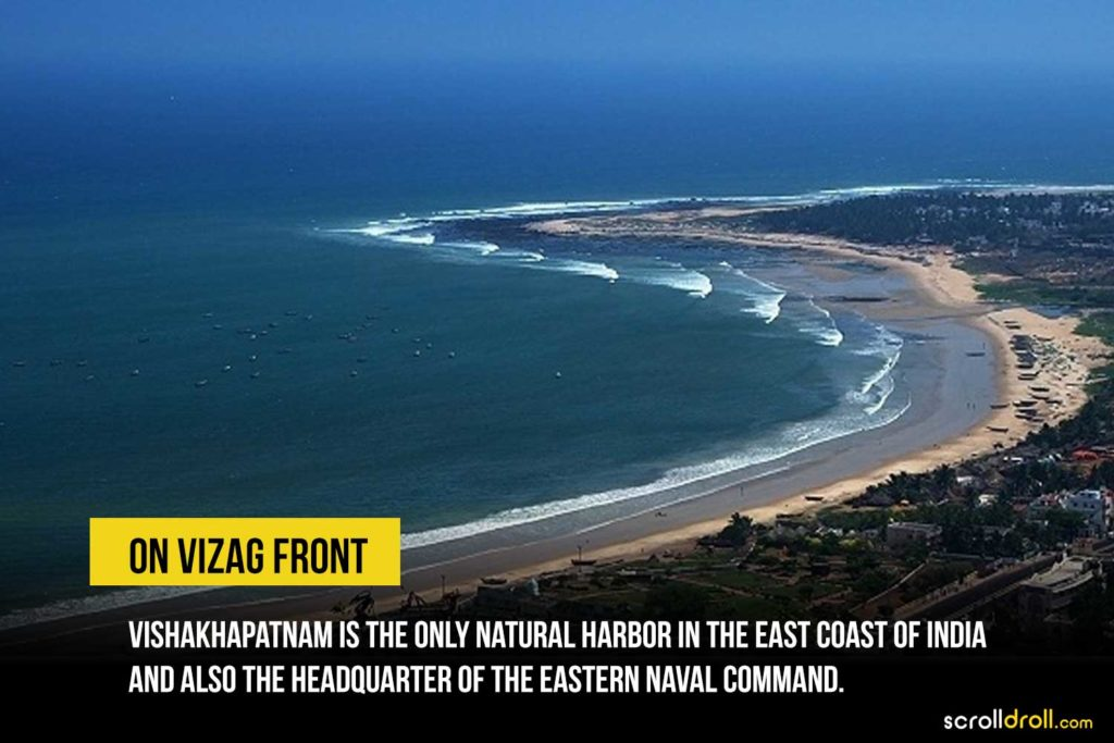 Vizag Front
