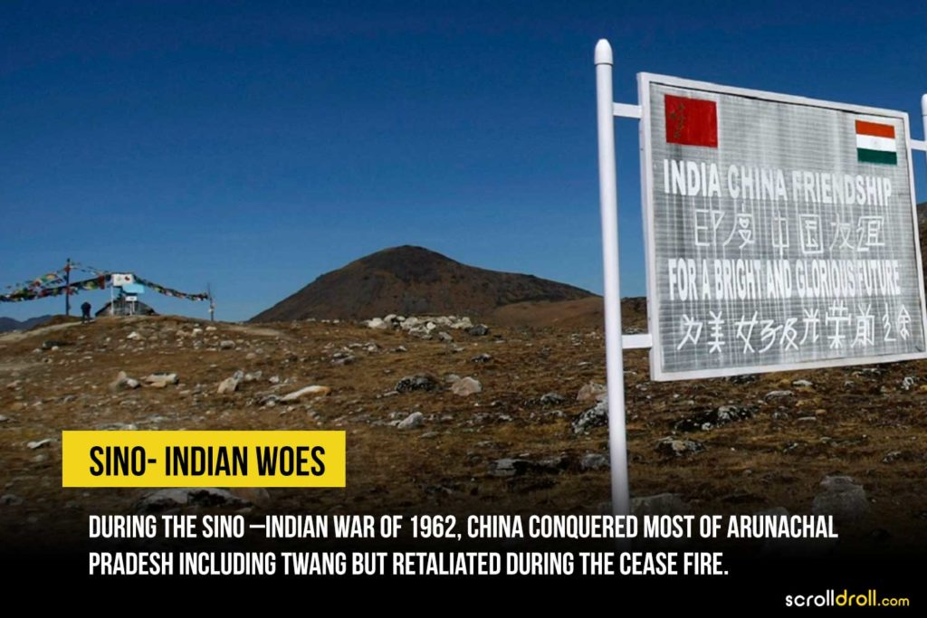 Sino- Indian woes