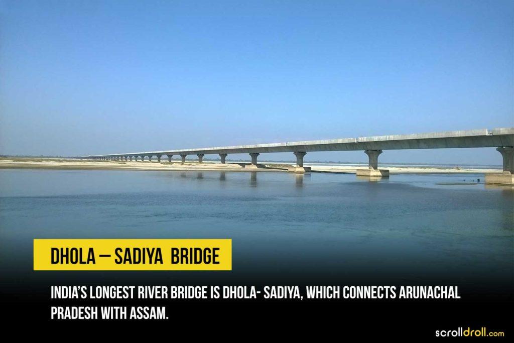 Sadiya Bridge