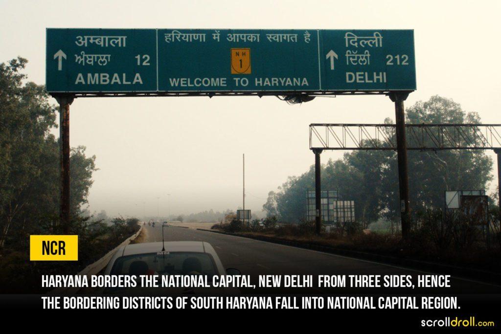 Welcome to Haryana