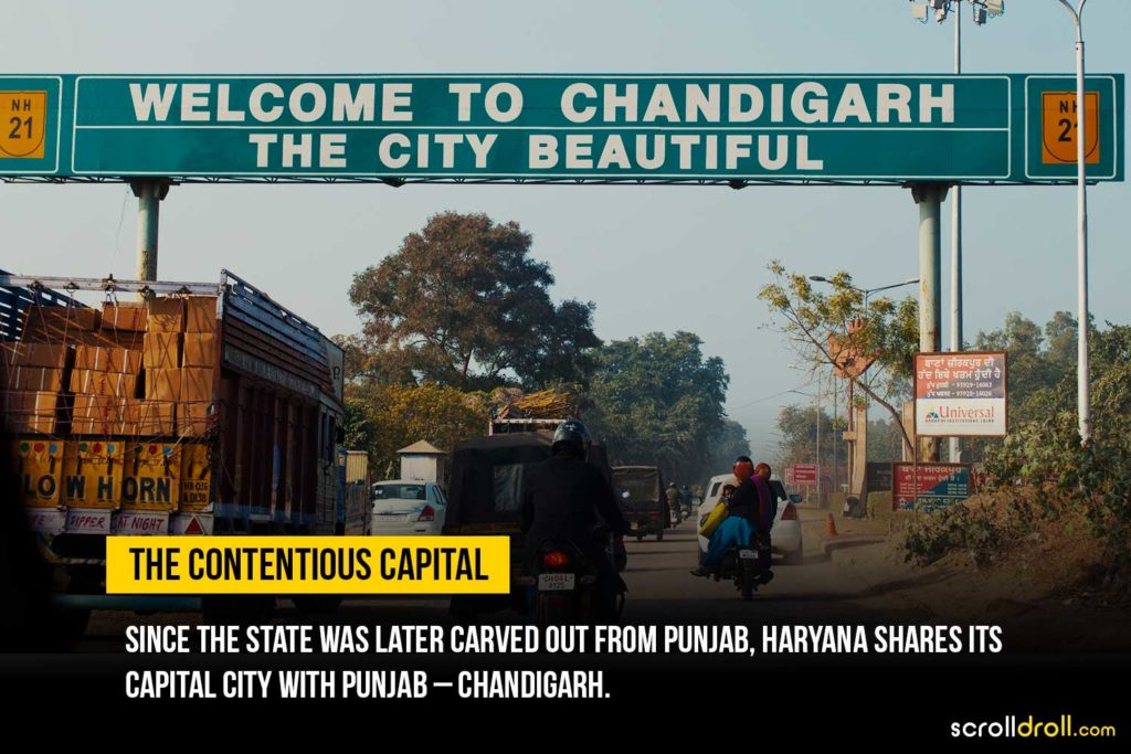 Welcome to Chandigarh