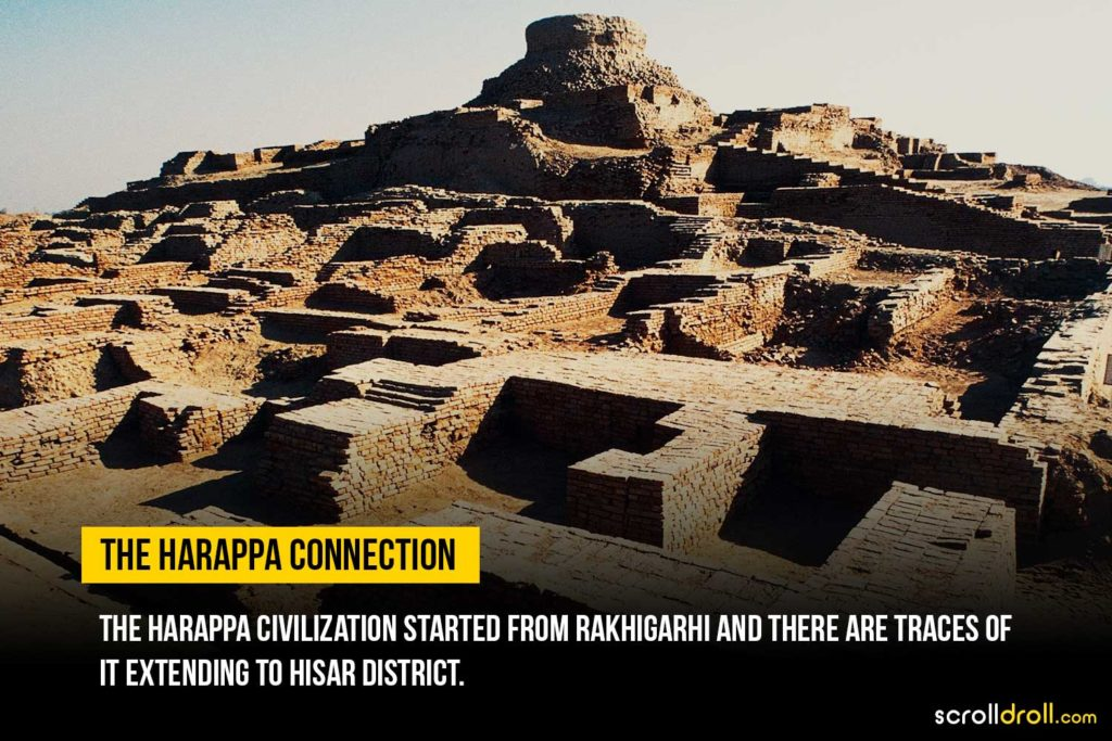 Harappa connection