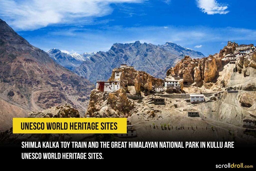 UNESCO World heritage sites