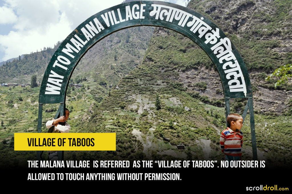 Village of Taboos
