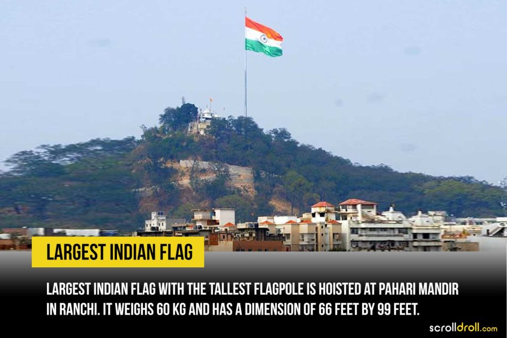 Largest Indian Flag