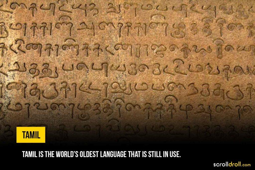 World's oldest language