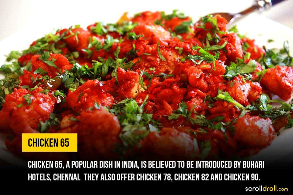 Popular Dish in India, Chennai