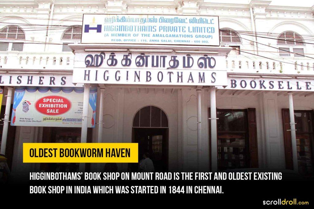 Oldest Bookworm Haven